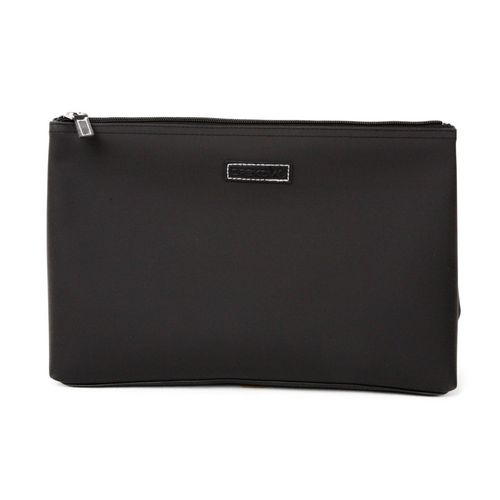Rubber Wash Bag - Black